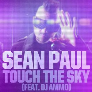 Touch the Sky (Sean Paul song) - Image: Touchthe Sky Sean Paul