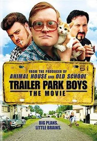 Trailer Park Boys: The Movie - Theatrical poster