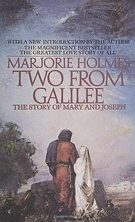 <i>Two from Galilee</i> book by Marjorie Holmes