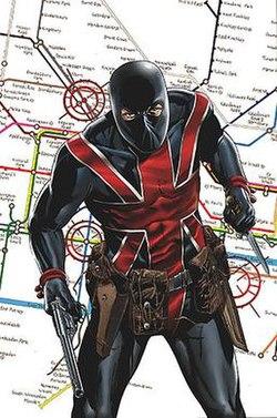 Union Jack (comics) - Wikipedia