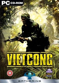 <i>Vietcong</i> (video game) video game