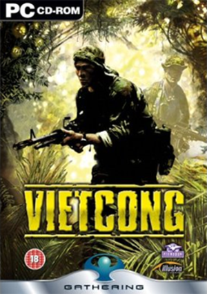 Vietcong (video game) - Image: Vietcong Coverart
