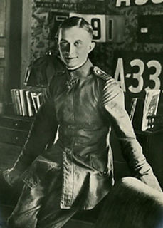 Kurt Wolff (aviator) German flying ace