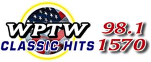 WPTW - Image: WPTW classichits 98.1 1570 logo