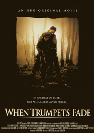 When Trumpets Fade - DVD cover