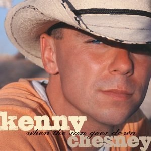 When the Sun Goes Down (Kenny Chesney album) - Image: Whenthesungoesdown KC