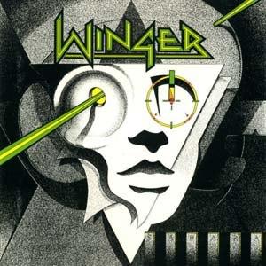 Winger (album) - Image: Winger album cover