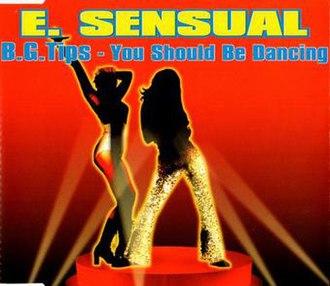 You Should Be Dancing - Image: You Should Be Dancing