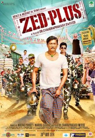 Zed Plus (2014) DM - Adil Hussain, Mona Singh, Mukesh Tiwari, Kulbhushan Kharbanda, Sanjay Mishra, Shivani Tanksale & Ekavali Khanna