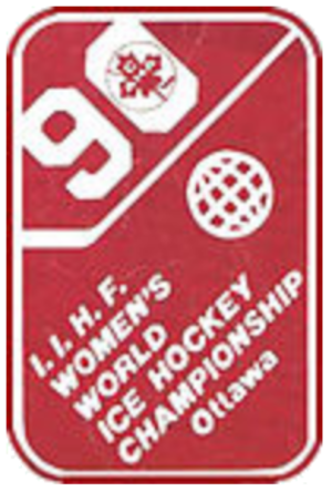 1990 IIHF Women's World Championship - Image: 1990 IIHF Women's World Championship
