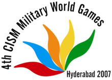 2007 Military World Games (logo).png