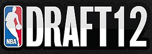 2012 NBA draft - Image: 2012 NBA Draft logo