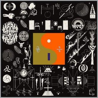 22, A Million - Image: 22, A Million cover
