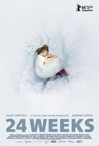 24 Weeks - Film poster