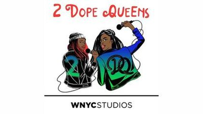 Picture of a podcast: 2 Dope Queens