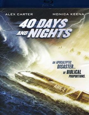 40 Days and Nights - Blu-Ray Disc cover