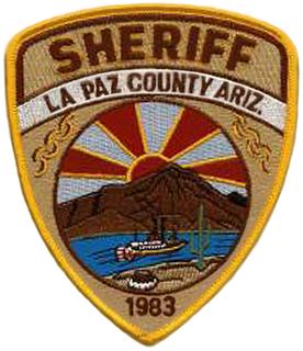 La Paz County Sheriffs Office police agency serving La Paz County, Arizona, USA