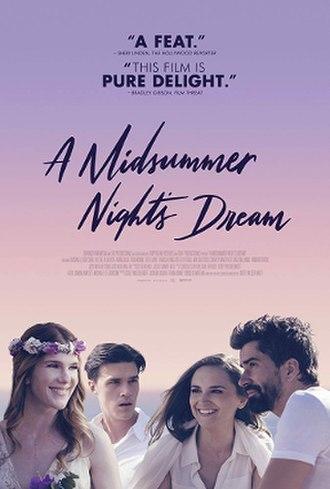 A Midsummer Night's Dream (2017 film) - Image: A Midsummer Night's Dream 2017 poster