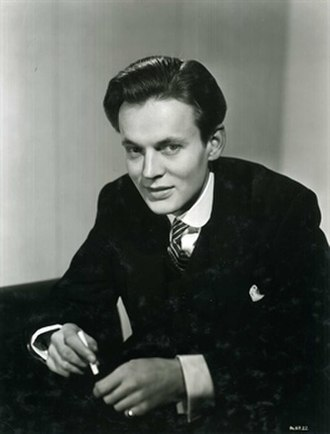 Jack Watling - Publicity still for The Winslow Boy (1948)