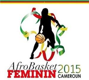 AfroBasket Women 2015 - Image: Afro Basket Women 2015 Logo