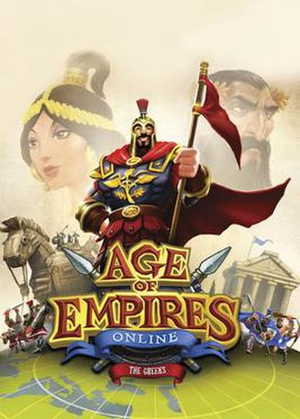 Age of Empires Online - Image: Age of Empire Online cover