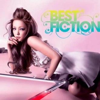 Best Fiction - Image: Album Best Fiction Cover