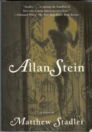 Allan Stein - Image: Allan Stein book cover