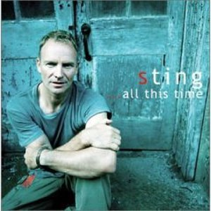All This Time (Sting album) - Image: Allthistime