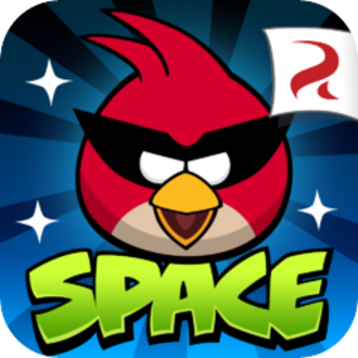 Angry Birds Space - Image: Angry Birds Space icon