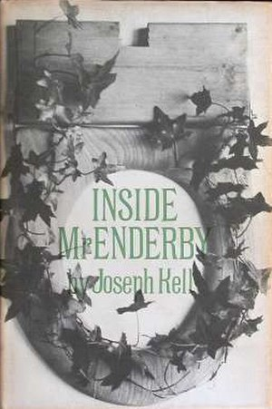 Inside Mr. Enderby - First edition cover