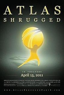 <i>Atlas Shrugged: Part I</i> 2011 film by Paul Johansson