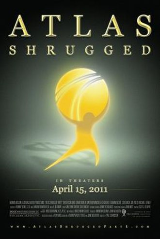 Atlas Shrugged: Part I - Theatrical release poster