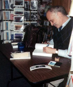 Barry Paris - Barry Paris signing books at The Booksmith in San Francisco