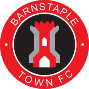 Barnstaple Town F.C. - Official crest