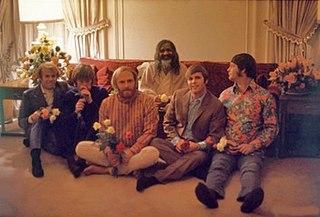 The Beach Boys 1968 US tour with Maharishi Mahesh Yogi