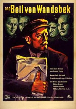 The Axe of Wandsbek (1951 film) - Image: Beil von Wandsbek, Das