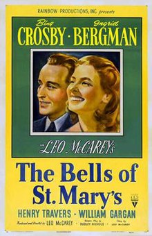 Image result for the bells of st. mary's 1945