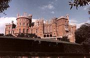 Belvoir Castle today.