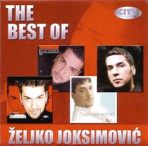 The Best of Željko Joksimović - Image: Bestof zeljko
