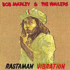 Rastaman Vibration - Image: Bob Marley Rastaman Vibration