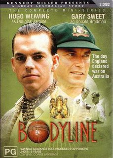 <i>Bodyline</i> (miniseries) 1984 film directed by Carl Schultz