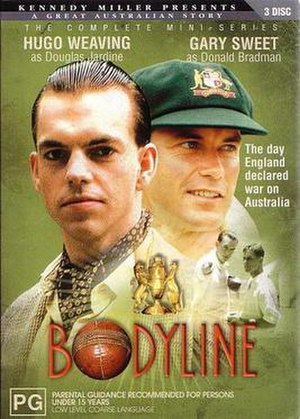 Bodyline (miniseries) - Bodyline (DVD cover)