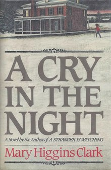 Book Cover of a Cry in the Night by Mary Higgins Clark.jpg