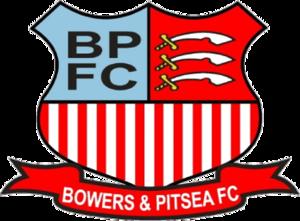 Bowers & Pitsea F.C. - Image: Bowers & Pitsea logo