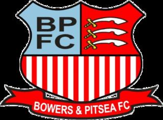 Bowers & Pitsea F.C. Association football club in England