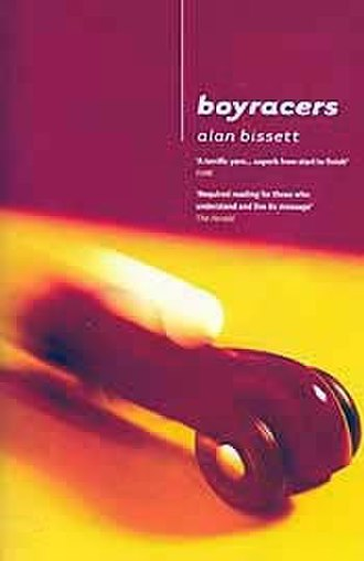 Boyracers - 2001 first edition cover