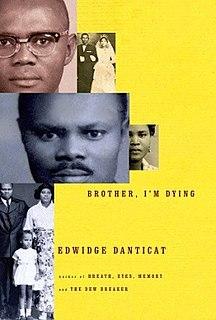 <i>Brother, Im Dying</i> 2007 memoir