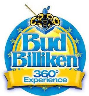 Bud Billiken Parade and Picnic - Image: Bud Billiken Logo