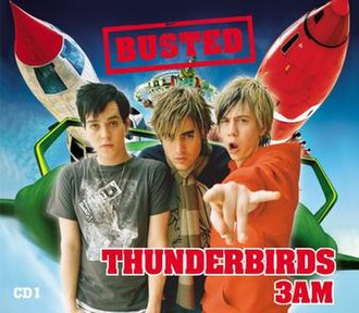 Thunderbirds / 3AM - Image: Busted Thunderbirds 3am 292738