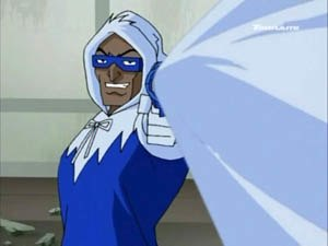 Captain Cold DCAU